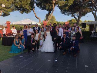 La boda de Andres  y Carla  3