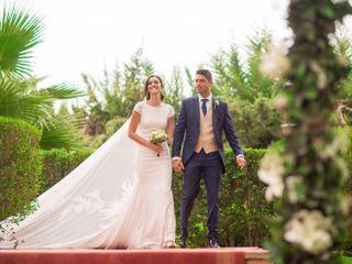 La boda de Gloria y Fernando
