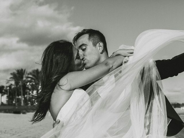 La boda de Elisenda y Radu