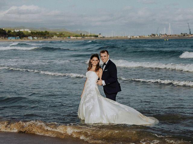 La boda de Radu y Elisenda en Igualada, Barcelona 1