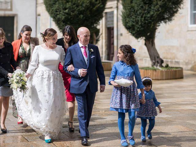 La boda de Carlos y Lorena en Santiago De Compostela, A Coruña 12