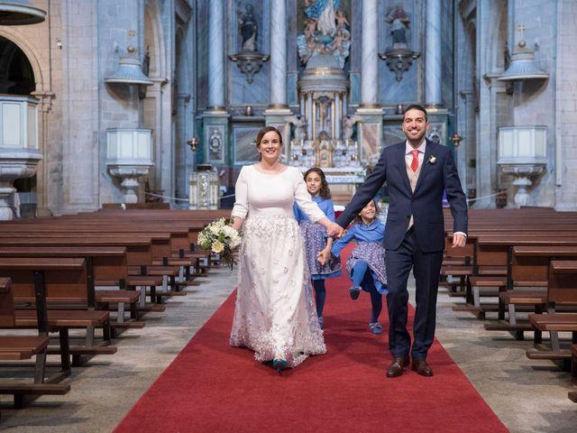 La boda de Carlos y Lorena en Santiago De Compostela, A Coruña 39