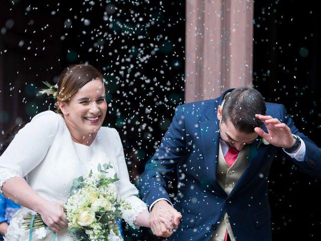 La boda de Lorena y Carlos