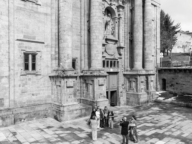 La boda de Carlos y Lorena en Santiago De Compostela, A Coruña 43