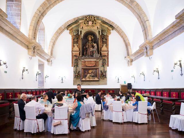 La boda de Carlos y Lorena en Santiago De Compostela, A Coruña 62