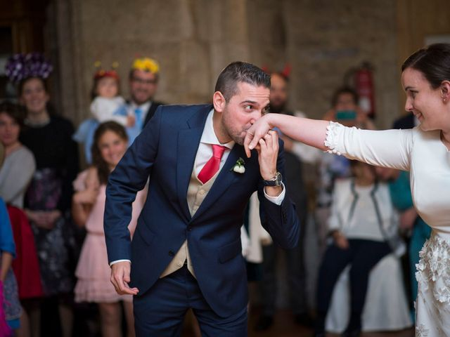 La boda de Carlos y Lorena en Santiago De Compostela, A Coruña 85