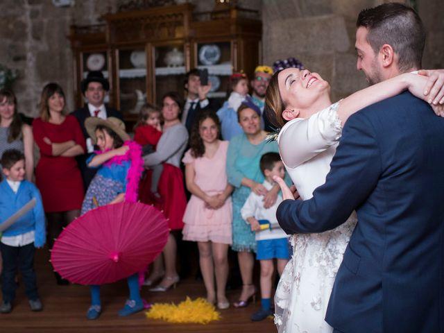 La boda de Carlos y Lorena en Santiago De Compostela, A Coruña 90