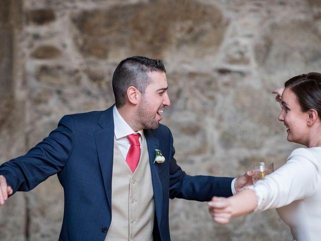 La boda de Carlos y Lorena en Santiago De Compostela, A Coruña 100