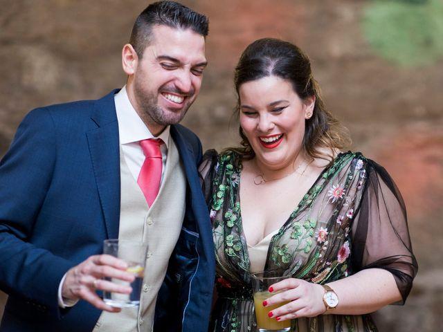 La boda de Carlos y Lorena en Santiago De Compostela, A Coruña 123