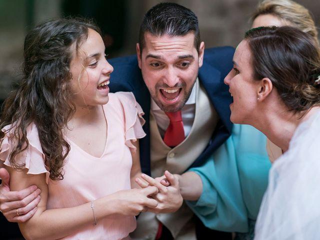 La boda de Carlos y Lorena en Santiago De Compostela, A Coruña 134
