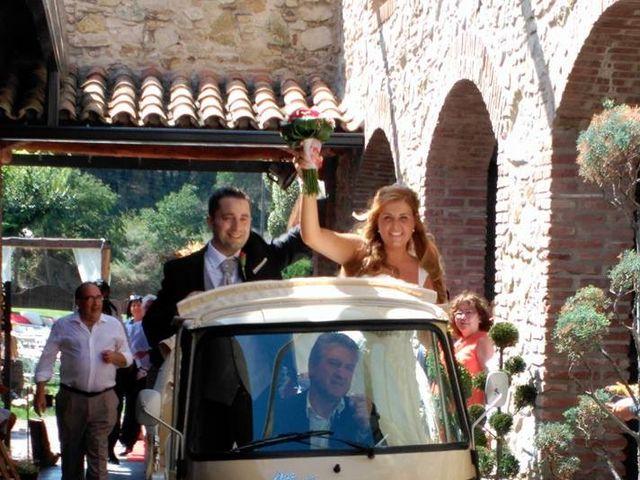 La boda de Juan Antonio y Nuria en Sant Fost De Campsentelles, Barcelona 5