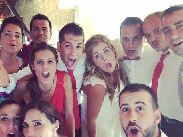 La boda de Juan Antonio y Nuria en Sant Fost De Campsentelles, Barcelona 6
