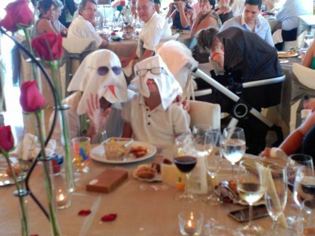 La boda de Juan Antonio y Nuria en Sant Fost De Campsentelles, Barcelona 1