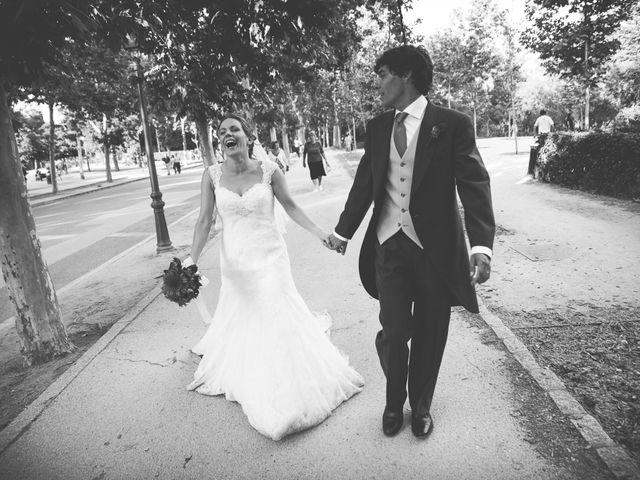 La boda de Alejandro y Irene en Arganda Del Rey, Madrid 28