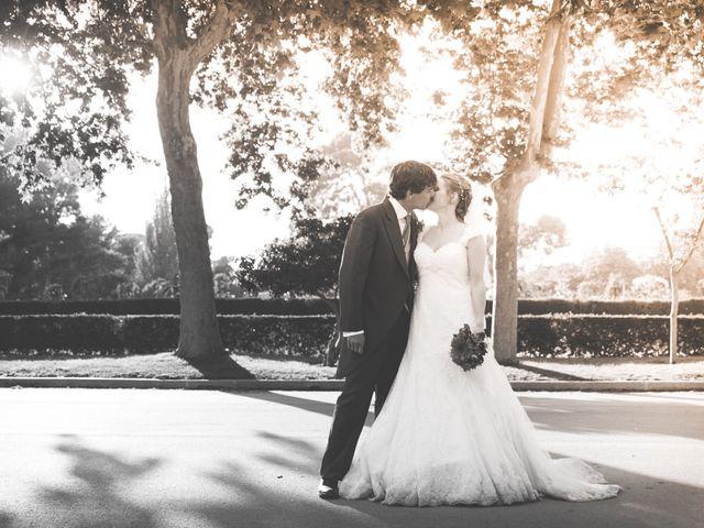 La boda de Alejandro y Irene en Arganda Del Rey, Madrid 29