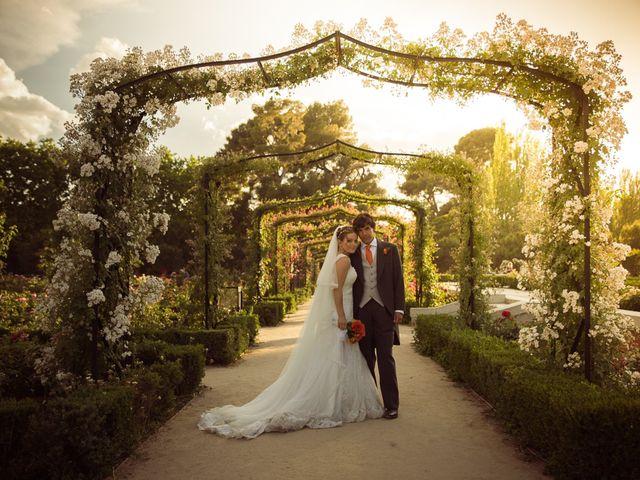 La boda de Alejandro y Irene en Arganda Del Rey, Madrid 32
