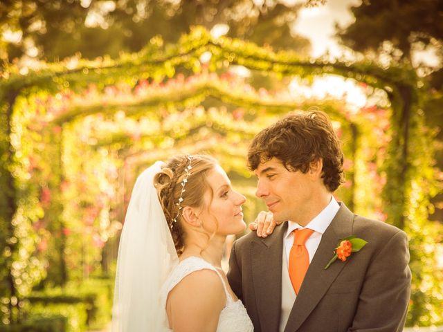 La boda de Alejandro y Irene en Arganda Del Rey, Madrid 33