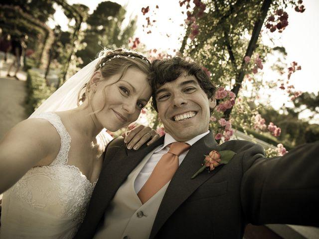 La boda de Alejandro y Irene en Arganda Del Rey, Madrid 40