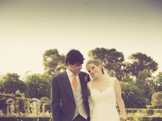 La boda de Alejandro y Irene en Arganda Del Rey, Madrid 41