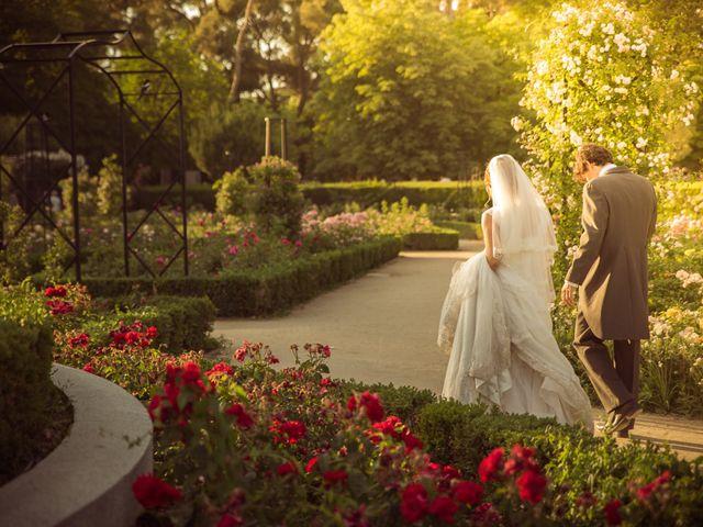 La boda de Alejandro y Irene en Arganda Del Rey, Madrid 43