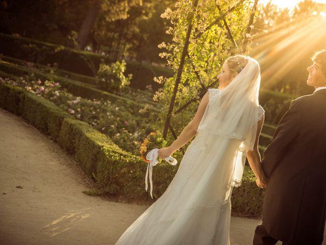 La boda de Alejandro y Irene en Arganda Del Rey, Madrid 44