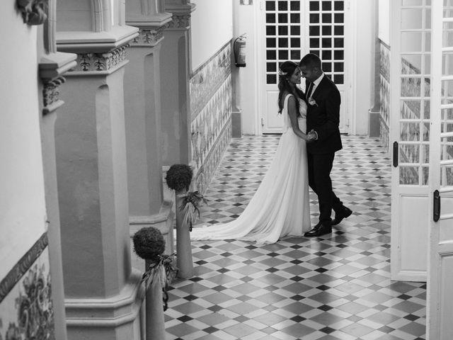La boda de Albert y Encarni en Banyeres Del Penedes, Tarragona 1