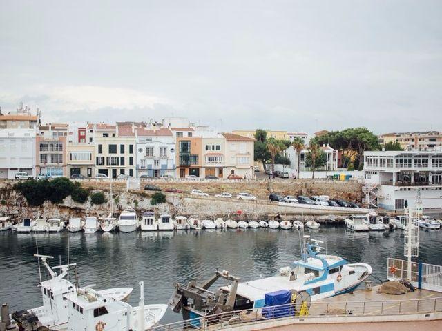La boda de Cristhian y Fofe en Ciutadella De Menorca, Islas Baleares 1