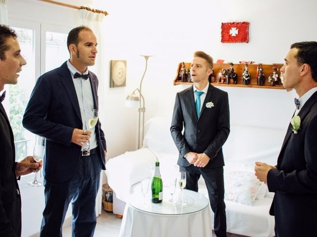 La boda de Cristhian y Fofe en Ciutadella De Menorca, Islas Baleares 5