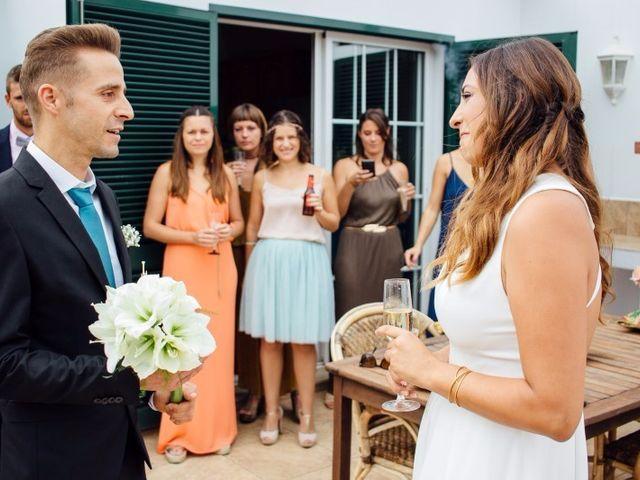 La boda de Cristhian y Fofe en Ciutadella De Menorca, Islas Baleares 16