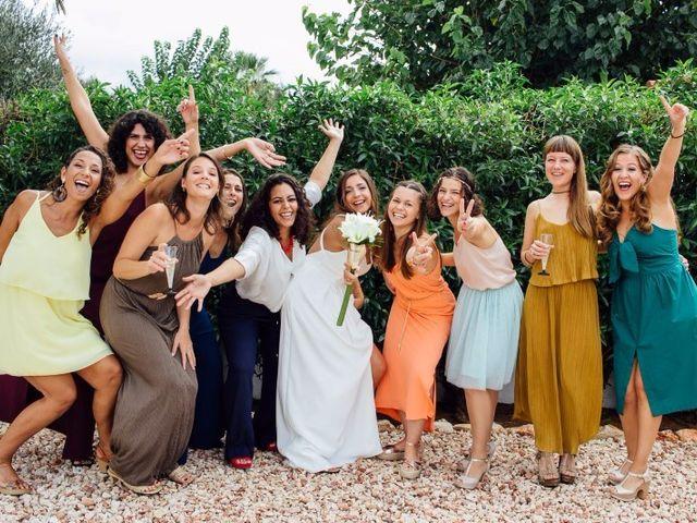 La boda de Cristhian y Fofe en Ciutadella De Menorca, Islas Baleares 18