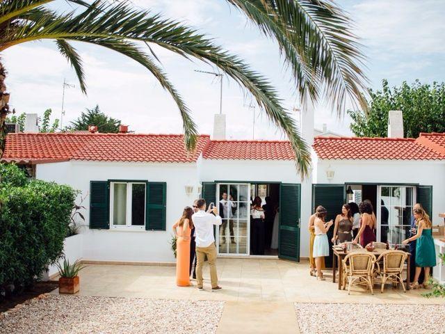 La boda de Cristhian y Fofe en Ciutadella De Menorca, Islas Baleares 20