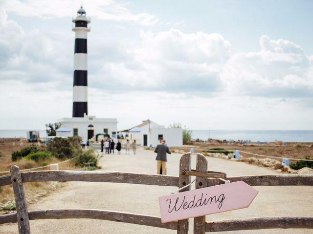 La boda de Cristhian y Fofe en Ciutadella De Menorca, Islas Baleares 22