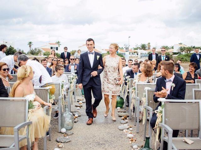 La boda de Cristhian y Fofe en Ciutadella De Menorca, Islas Baleares 25