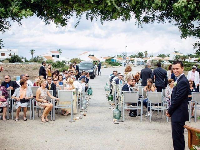 La boda de Cristhian y Fofe en Ciutadella De Menorca, Islas Baleares 27