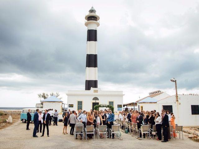 La boda de Cristhian y Fofe en Ciutadella De Menorca, Islas Baleares 29