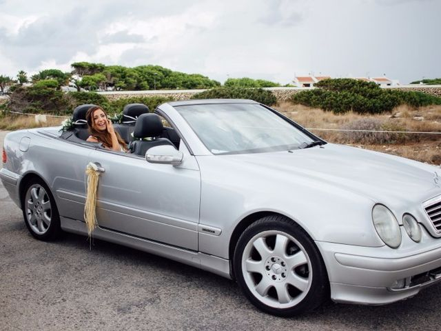 La boda de Cristhian y Fofe en Ciutadella De Menorca, Islas Baleares 30