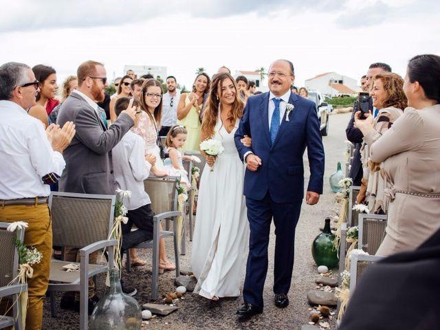 La boda de Cristhian y Fofe en Ciutadella De Menorca, Islas Baleares 31