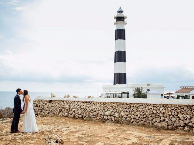 La boda de Cristhian y Fofe en Ciutadella De Menorca, Islas Baleares 39