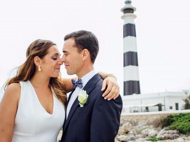 La boda de Cristhian y Fofe en Ciutadella De Menorca, Islas Baleares 41