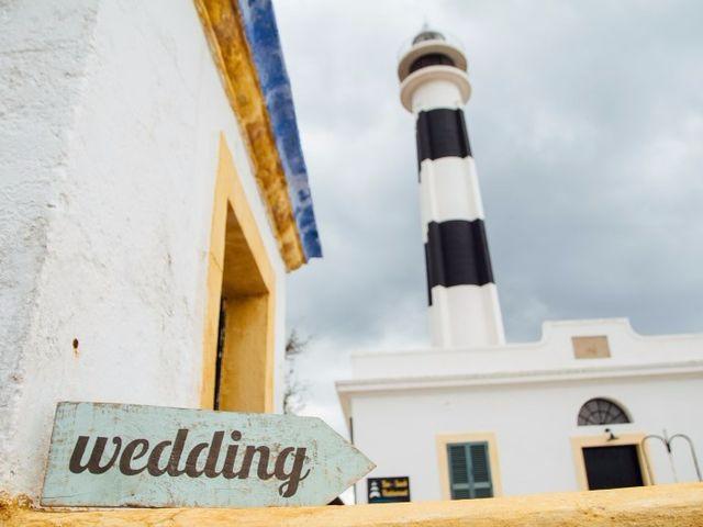 La boda de Cristhian y Fofe en Ciutadella De Menorca, Islas Baleares 45
