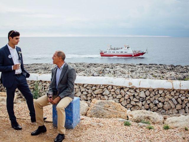 La boda de Cristhian y Fofe en Ciutadella De Menorca, Islas Baleares 53