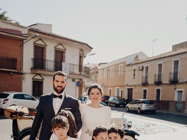 La boda de Sergio y Lourdes en Daimiel, Ciudad Real 17