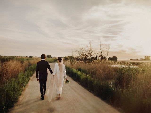 La boda de Sergio y Lourdes en Daimiel, Ciudad Real 31