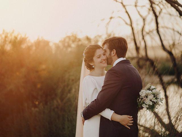 La boda de Sergio y Lourdes en Daimiel, Ciudad Real 2