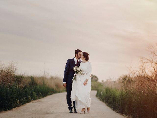 La boda de Sergio y Lourdes en Daimiel, Ciudad Real 35