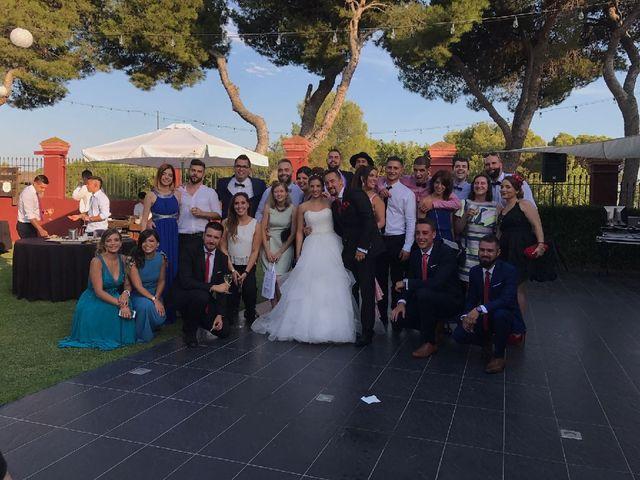 La boda de Carla  y Andres  en Badalona, Barcelona 2