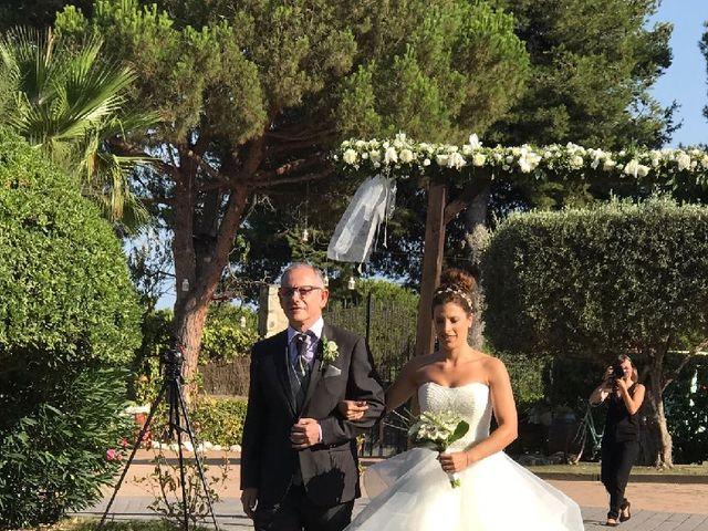 La boda de Carla  y Andres  en Badalona, Barcelona 3