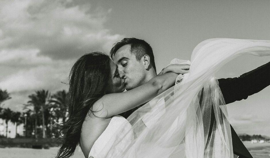 La boda de Radu y Elisenda en Igualada, Barcelona