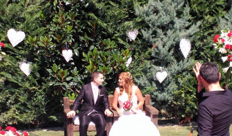 La boda de Juan Antonio y Nuria en Sant Fost De Campsentelles, Barcelona