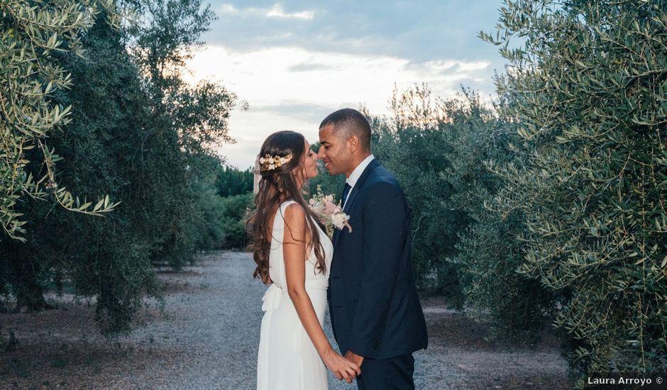 La boda de Albert y Encarni en Banyeres Del Penedes, Tarragona